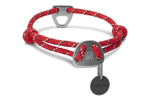 RUFFWEAR - Collier Knot-a-Collar Red Currant