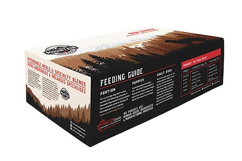 MOUNTAIN DOG FOOD - Foundation Dinde et Légumes 12lbs