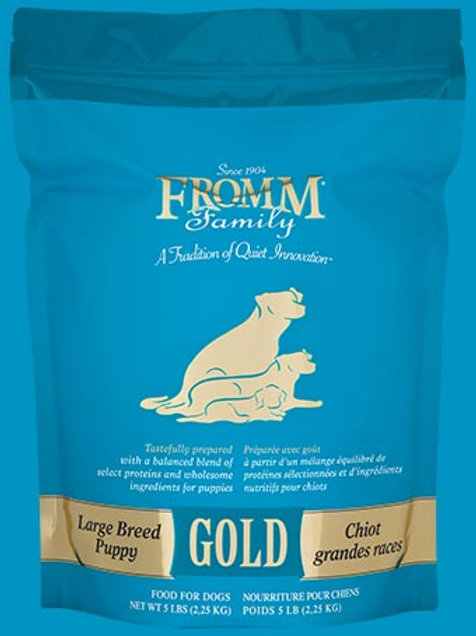 FROMM - Gold Chiot Grande Race 33lbs
