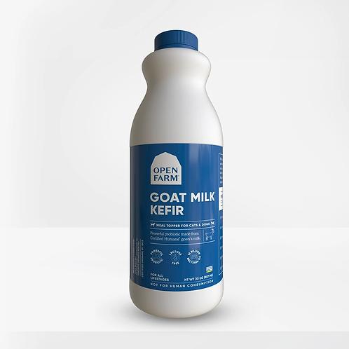 OPEN FARM - Kéfir lait de chèvre - 30oz