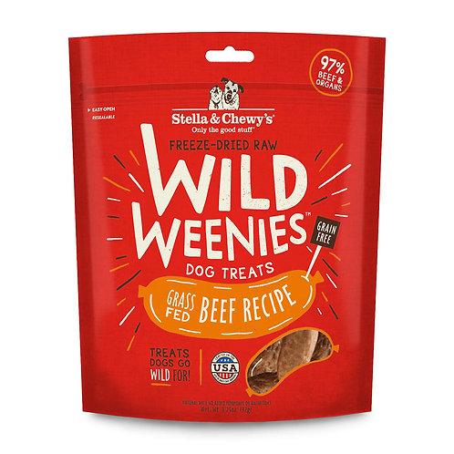 STELLA & CHEWY'S - Wild Weenies Boeuf - 92g