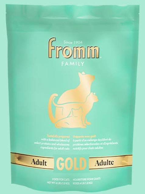 FROMM - Gold Adulte 4lbs