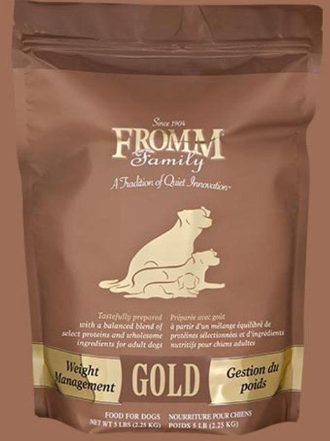 FROMM - Gold Gestion de Poids 5lbs