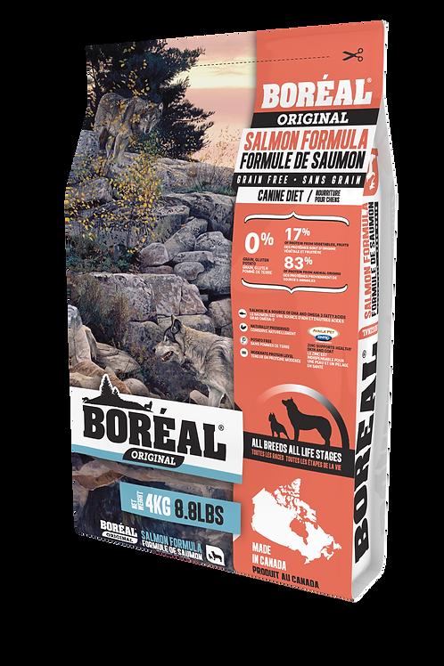 Boréal - Sans Grains Saumon 25lbs