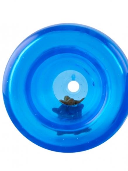 PLANET DOG - Balle Crevasse Bleu Royale Petite