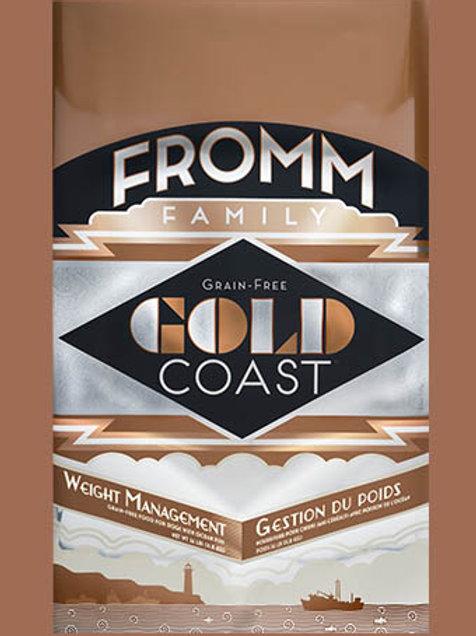 FROMM - Gold Coast Sans Grains Gestion de Poids 26lbs