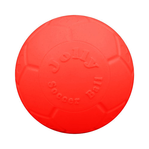 JOLLY PETS - Ballon de Soccer Rouge 8''