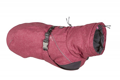 HURTTA - Manteau EXPEDITION PARKA Beetroot