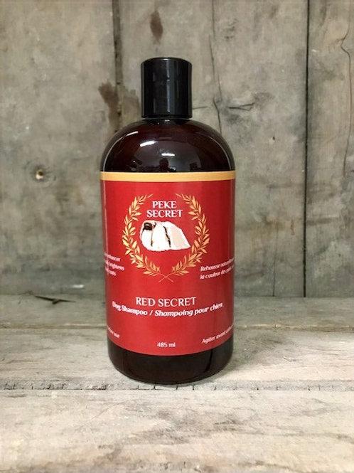 PEKE SECRET - Shampoing Poils Roux RED SECRET 500ml