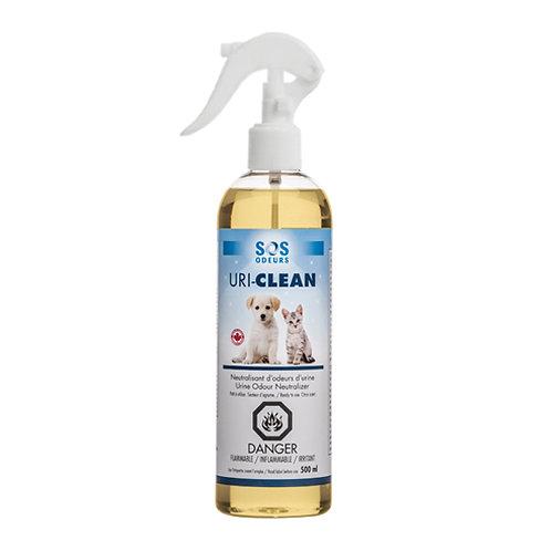 SOS ODEURS - Uri-Clean Neutralisant d'odeurs d'urine 500ml