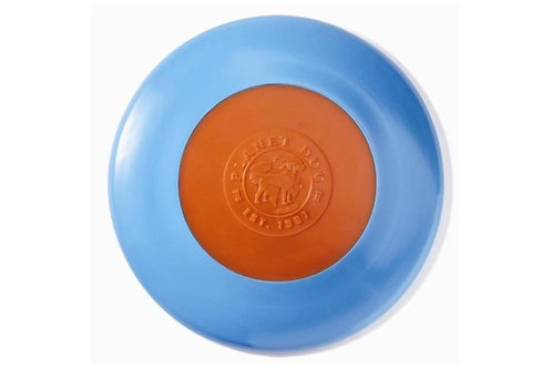 PLANET DOG - Frisbee Orbee Tuff Orange/Bleu Grand
