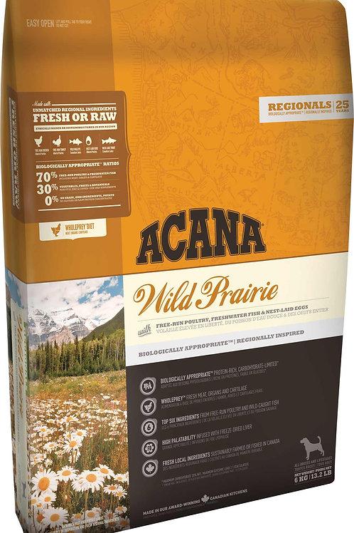 ACANA - Regionals Sans Grains Wild Prairie 25lbs