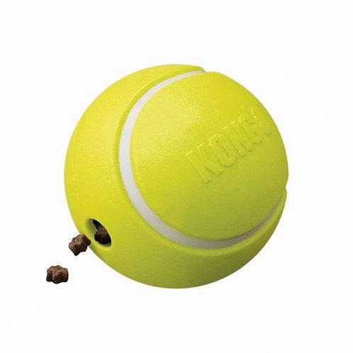KONG - Jouet Distributeur de Gâteries Balle Tennis Grande
