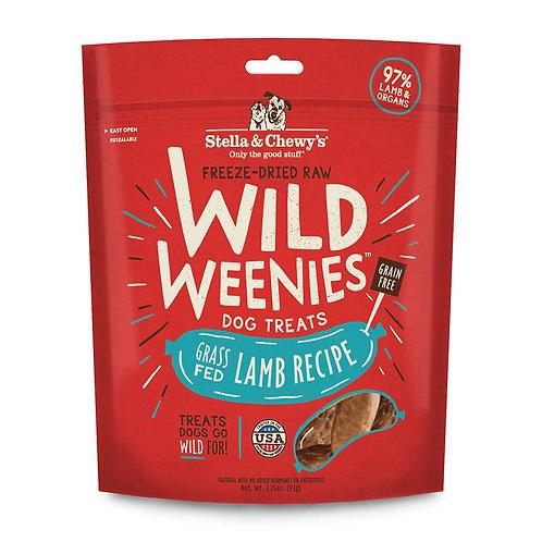 STELLA & CHEWY'S - Wild Weenies Agneau (92g)