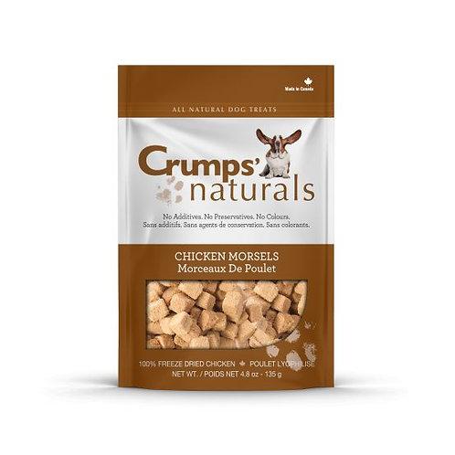 CRUMP'S NATURALS - Morceaux de poulet lyophilisés - Prix à partir de