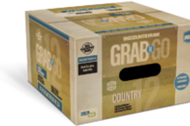 BIG COUNTRY RAW - Forfait Campagnard (COUNTRY DEAL) - 12lbs (3 x 4lbs)