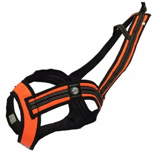 ZERO DC - Harnais de traction FASTER Orange Fluo