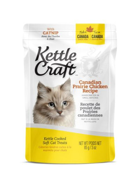 KETTLE CRAFT - Gâteries tendres Poulet (85g)