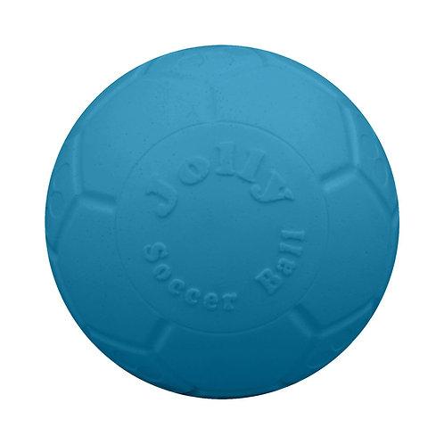 JOLLY PETS - Ballon de Soccer Bleu 6''