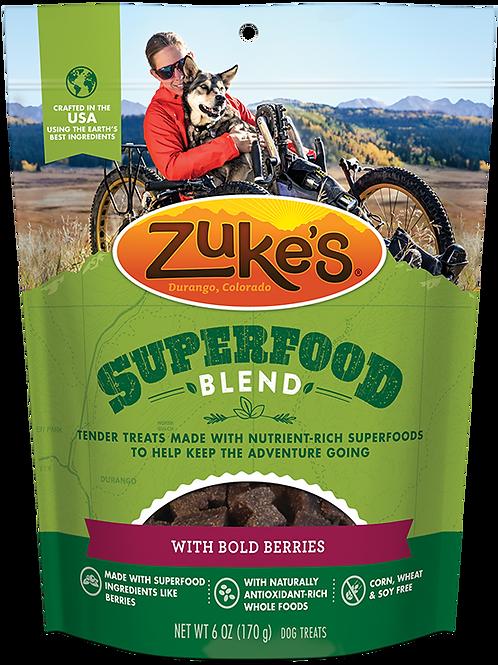 ZUKE'S - Superfood Blend Délicieuses Baies - 170g