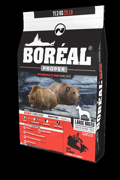 Boréal - Proper Viande Rouge Grande Race 25lbs - faible teneur en glucides