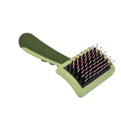 SAFARI - Brosse complète pour chats, brosse et démêloir en un seul outil