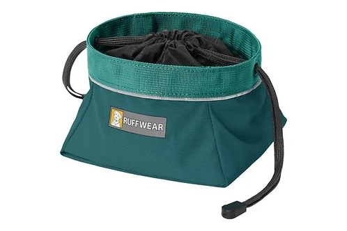 RUFFWEAR - Bol ''Quencher Cinch'' Pliable et Refermable - Tumalo Teal