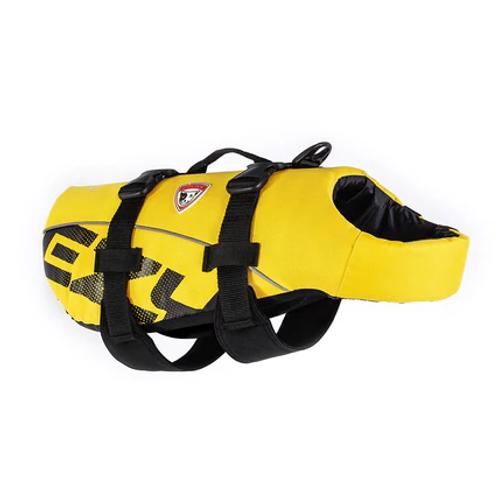 EZYDOG - Veste de Flottaison Jaune - Chien de 15 lbs et +   Prix à partir de