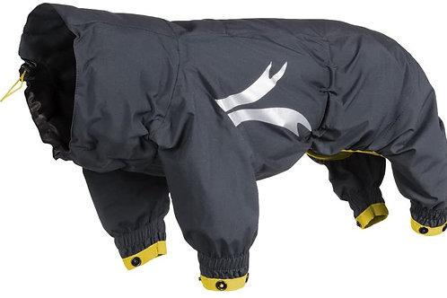 HURTTA - Slush Combat Suit Gris & Jaune - 40XS/16XS (cm/pouce)