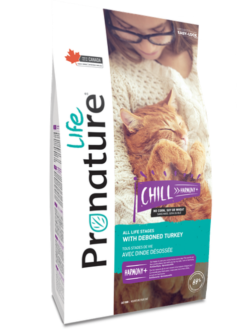 PRONATURE LIFE - CHILL Dinde 11lbs