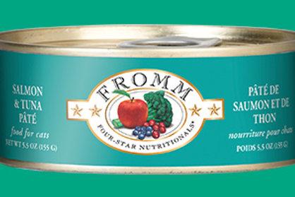 FROMM - Pâté Saumon et Thon 155g