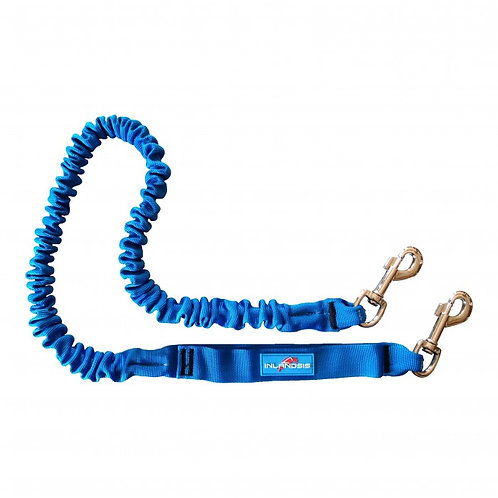 INLANDSIS - Bungee Crosstrail 2m Bleu