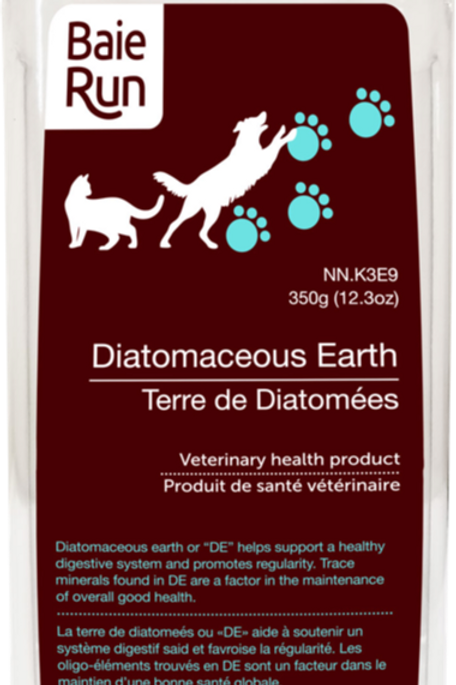BAIE RUN - Terre de Diatomée (600g)