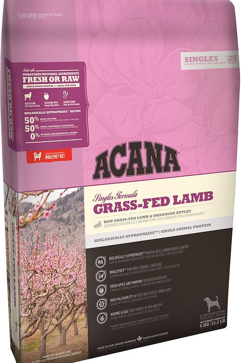 ACANA - Singles Sans Grains Lamb 13.2lbs