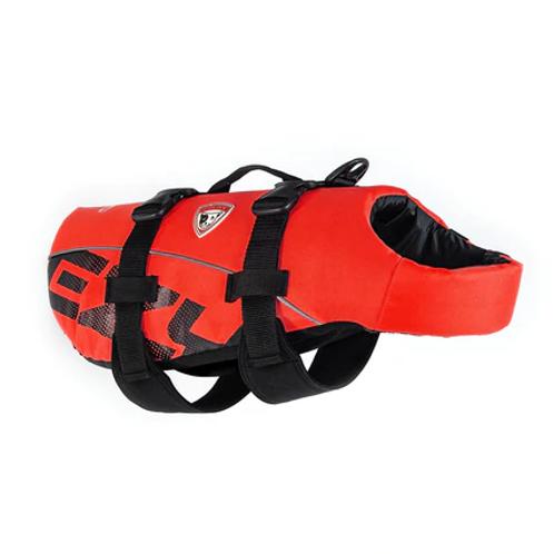 EZYDOG - Veste de Flottaison Rouge - Chien de 15lbs et +   Prix à partir de
