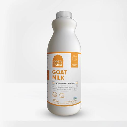 OPEN FARM - Mélange digestion de lait de chèvre - 30oz