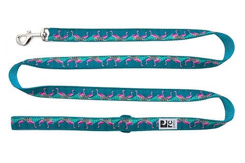 RC PETS - Laisse Flamingo 1'' x 6'