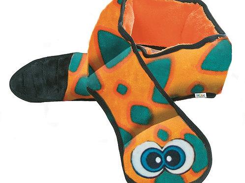 OUTWARD HOUND - Invincibles Serpent Orange 38'' avec 6 couineurs