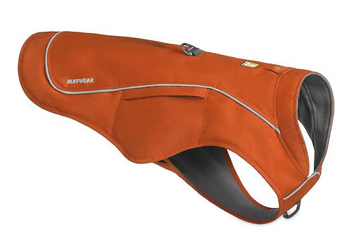 RUFFWEAR - Overcoat Fuse Jacket - Salamander Orange
