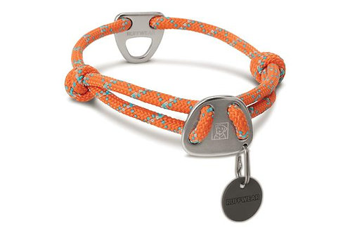 RUFFWEAR - Collier Knot-a-Collar Pumpkin Orange
