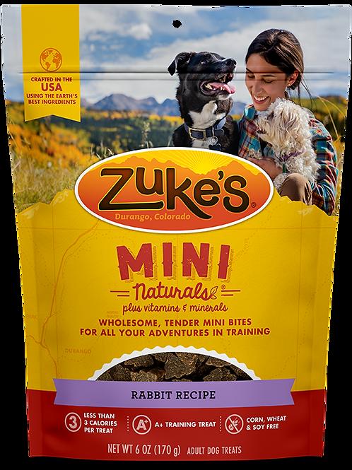 ZUKE'S - Mini Naturals Lapin