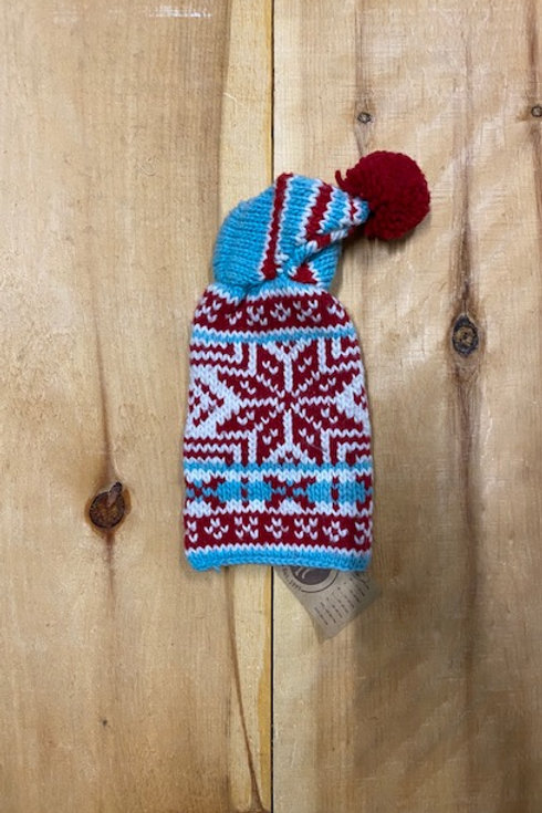 CHILLY DOG - Chandail en tricot avec capuchon Peppermint