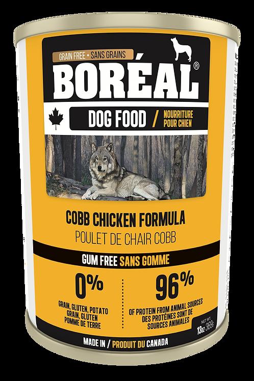 BORÉAL - Sans Grains Poulet Cobb 369g