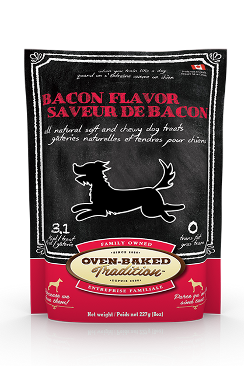 OVEN BAKED - Bacon (227g)
