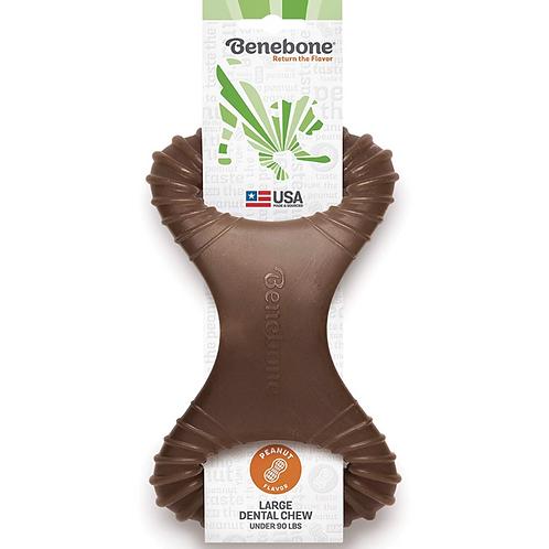 BENEBONE - Os à gruger en Nylon Dental Chew Beurre d'arachide Large