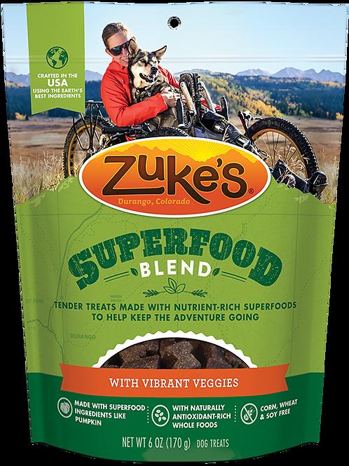 ZUKE'S - Superfood Blend Légumes Vibrants - 170g