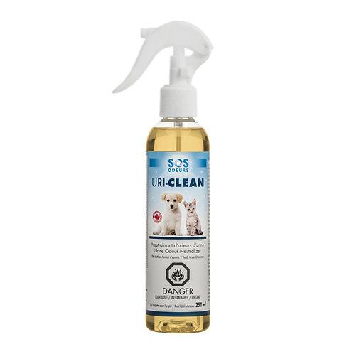 SOS ODEURS - Uri-Clean Neutralisant d'odeurs d'urine 250ml