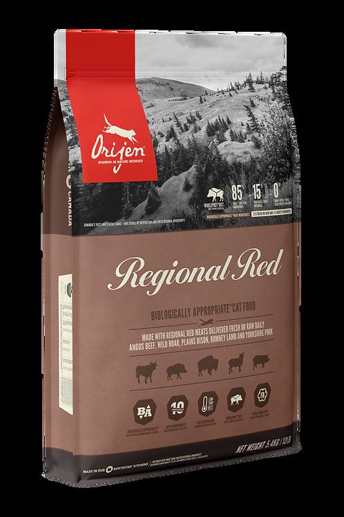ORIJEN - Sans Grains Regional Red 4lbs