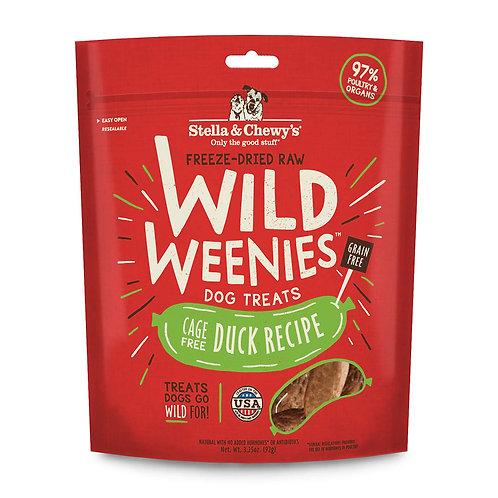 STELLA & CHEWY'S - Wild Weenies Canard (92g)