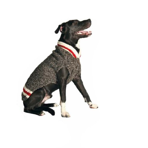 CHILLY DOG - Chandail en tricot Boyfriend